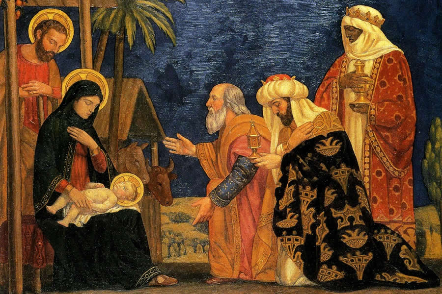 Feast of the Epiphany - Our Lady of the Lake Roman Catholic